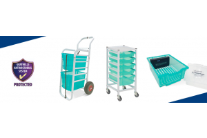 Gratnells medical range now listed by Crown Commercial and The EDGE4Health