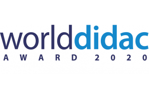 Gratnells wins Worlddidac Award 2020 for the Learnometer