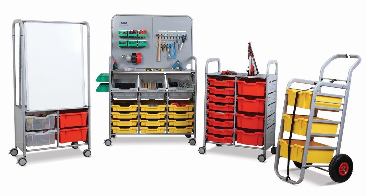 Maker Trolleys