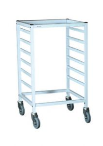 Single Column Trolley with Fixed Runners