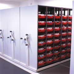 Compact Roller Storage