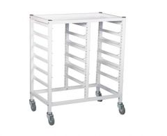 Compact Assembled Double Trolley
