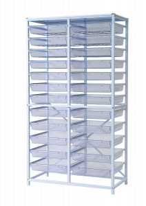 Double Frame with 24 Trays