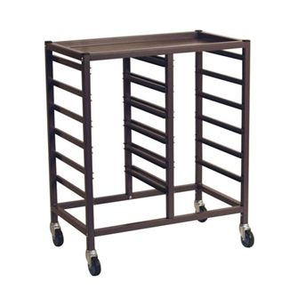 Frames and trolleys